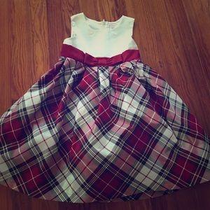 Gymboree Girls Holiday Dress